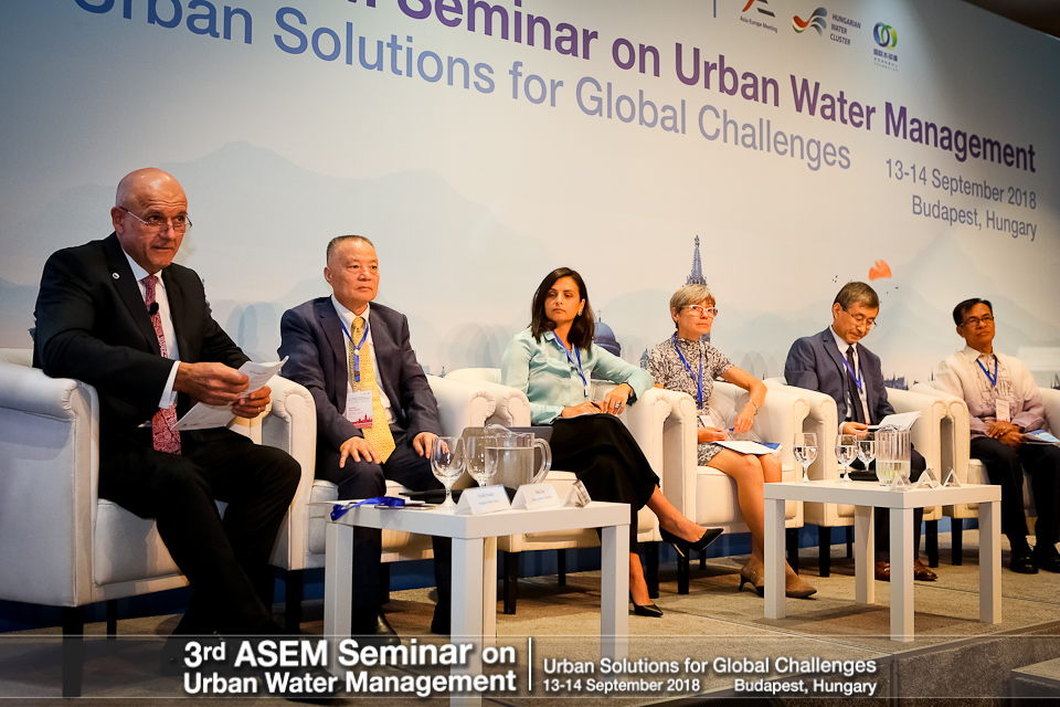 The Eurasian Water Conference